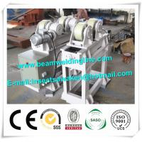 Wholesale Motorized Pipe Welding Turning Rolls , Cylinder Shell Tank Welding Rotator from china suppliers