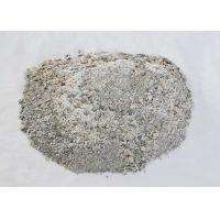 Quality Heat Insulation Light Weight Kiln Refractory Material Gray Acid Resistant for sale
