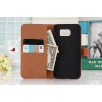 Wholesale Samsung Galaxy S6 G920F Leather Wallet Case Cover Flip Case from china suppliers