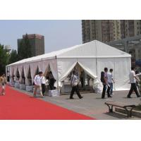 Quality CE Certificated 30m Temporary Outdoor Event Tent Clear Span Flame Resistant for sale