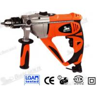 Wholesale No Load Speed 0 – 3000rpm Electric Portable Impact Drill With Rated Input Power 1200W from china suppliers
