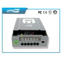 Quality high efficiency MPPT solar power controller with fan cooling function for sale