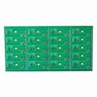 Wholesale Single Side PCB with 0.2mm Minimum Hole Size from china suppliers