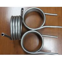 Wholesale heat exchanger titanium coil tube from china suppliers