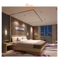 Wholesale Modern Queen Size Bed Sets for Apartment / 5 Star Hotel Furniture from china suppliers