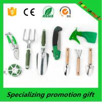 Wholesale Plastic / Steel 9pcs Handle Garden Tool Sets With Fork / Pruning Tools from china suppliers