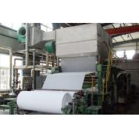 Wholesale Model 2100 tissue paper machine from china suppliers