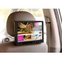Wholesale Original Headrest Taxi Touch Screen 10.1 Inch Advertisement Panel With Fuse Protection from china suppliers