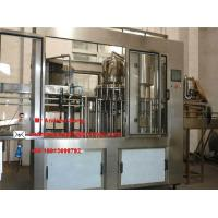 Wholesale Automatic 3 in 1 Rotary Type PET Bottle Hot Juice Filling Machine from china suppliers