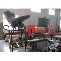 Wholesale Automatic jar bear inline capping machine for plastic , glass and metal bottle from china suppliers