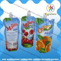 Wholesale Recyclable Plastic Pouches Packaging , Customized PET / AL / NY / PE Stand Up Pouch from china suppliers