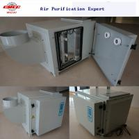 Wholesale 220V / AC Industrial Air Purifier For Gas From Textile Dyeing Processing from china suppliers