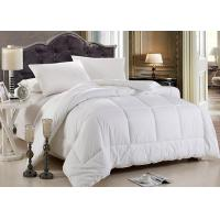Wholesale 600GSM Winter Hotel Bedding Duvet / Hotel Duvet Set Classical Design from china suppliers