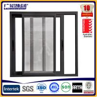 Wholesale aluminium sliding window with mosquito net from china suppliers
