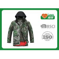 Wholesale Mens Hunting Coats Sports , Hunting Outdoor Clothing Windbreak from china suppliers