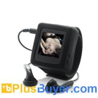 Wholesale Timesnap - 1.5 Inches MP4 Player Watch (FM Radio, Recording, 4GB) from china suppliers
