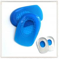 Wholesale Massage foot care Silicone Cushion Gel Heel Pad from china suppliers