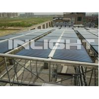Wholesale Hotel Vacuum Tube Solar Water Heater , 50 Tubes Non Pressure Type Water Heater from china suppliers