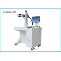 Wholesale Table Top Metal Jewelry Plastic  20w Fiber Laser Marking Machine from china suppliers