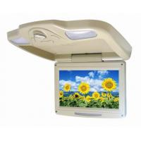 "Wholesale 9.2"" Flip down motorized dvd player with tv 2 dome light USB / SD / IF / FM tramsmitter S-FDVD928 from china suppliers"