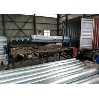 Wholesale Thick Wall Seamless Galvanized Pipe Length 3-12m outside diameter 21.3-508mm from china suppliers