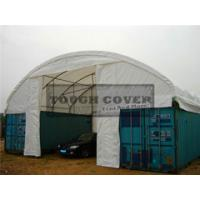 Wholesale Portable and Relocated 10.9m(36ft) Wide Container Tent from china suppliers
