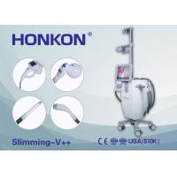 Wholesale 4 in 1 Infrared Light Vacuum RF Slimming Machine Fat Reduce Massage Machine from china suppliers