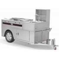 Wholesale Muti Functional Stainless steel Snack Cart Restaurant Kitchen Equipment from china suppliers