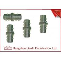"Wholesale 1/2"" 3/4"" Screw Coupling Flexible Conduit Fittings , Custom Threaded Pipe Fittings from china suppliers"
