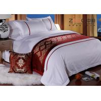 Wholesale Hospital Home School Hotel Bed Linen King / Queen / Full Size Acceptable from china suppliers