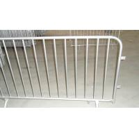 Wholesale Hot Dipped@ Galvanized Steel Metal Frame Temporary Safety Fence from china suppliers