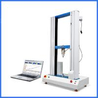 Wholesale Universal Tensile Testing Machines Materials Tensile Tester Speed Adjustable from china suppliers
