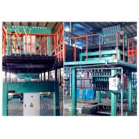 Wholesale 8mm 6000t PLC control Upward Casting Machine / wire making machine from china suppliers