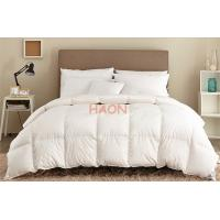 Wholesale Four Seasons Quilt Comforter Inner  With Feather Fiber Hotel Duvet from china suppliers