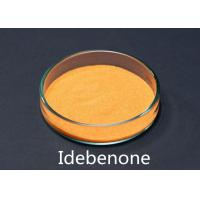 Quality Idebenone 58186-27-9 Smart Drugs Memory Enhancing 99% Purity Strong Effect for sale
