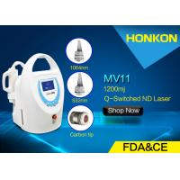 Wholesale Mini Size Q Switched ND YAG Laser Tattoo Removal Machine With Water Cooling from china suppliers