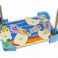 Buy cheap Wooden Fishing Toy from wholesalers