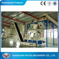Wholesale Customized wood pellet production line , biomass pellet machinery 5 tons per hour from china suppliers