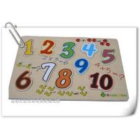 Wholesale Number puzzle/children toys/wooden toys from china suppliers