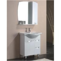 Buy cheap Elegant Free Standing High Gloss White Color MDF Bathroom Vanity  (BL-E700) from wholesalers