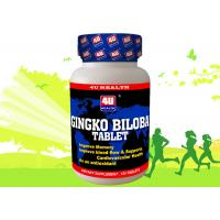Wholesale Gingko Biloba capsule Cardiovascular Health Supplements 120 Tablets from china suppliers