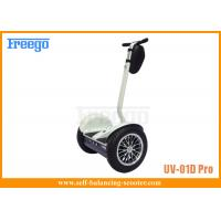 Wholesale Electric Chariot Two Wheel Self Balancing Vehicle , Smart Balance Car UV-01D from china suppliers