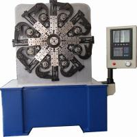Wholesale Versatile 70mm CNC Spring Making Machine With Computerized Cam Rotation System from china suppliers