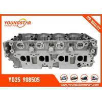 Wholesale Engine Cylinder Head For  NISSAN YD25 908505 ; NISSAN Narava  Cabstar YD25 from china suppliers