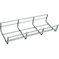 Wholesale Stainless steel straight welding wire mesh cable tray, indoor or outdoor, 100*50mm from china suppliers