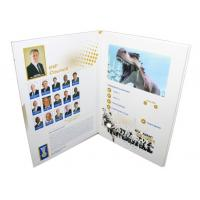 Wholesale rechargeable lcd video card for conference activities , 4.3 / 5 / 7inch lcd brochures from china suppliers