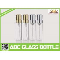 Wholesale Wholesale CE/ISO 5ml Tubular Glass Vial, 5ml Glass Bottle With Aluminum Pump Sprayer from china suppliers