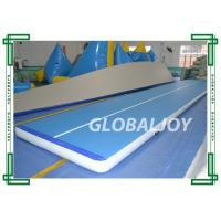 Wholesale Drop Stitch DWF Inflatable Tumble Track Gym Floor Mat For Training from china suppliers