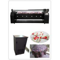 Tablecloth Making Sublimation Printing Machine / Cmyk Printing Machine
