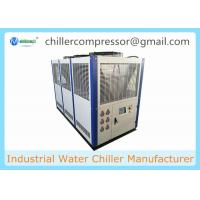 Wholesale 20 tons Scroll Copeland Compressor Air Cooled Industrial Water Chillers from china suppliers